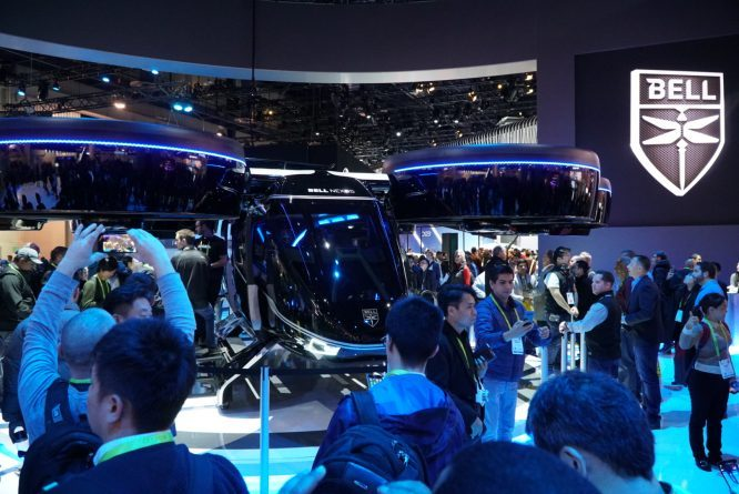 Featured Image for CES Experience 2019: How the Ground Is Shifting